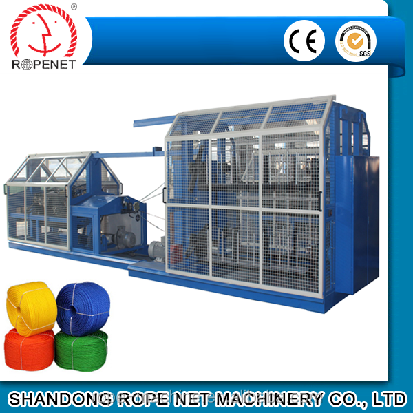 top quality recycled pet fishing rope making machines