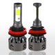30W high quality Car led light system h1 h4 h7 h11 9007 led headlight bulb