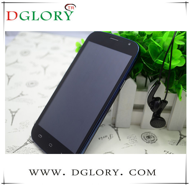 DG-A999W multifunctional 5.0 inch android phone MT6572W Dual core 3G call dual sims 512MB/4GB CE&ROHS certification