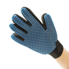 2 in 1 Pet Hair Brush Cleaning Glove for all cats and dogs pet bath glove pet cleaning glove