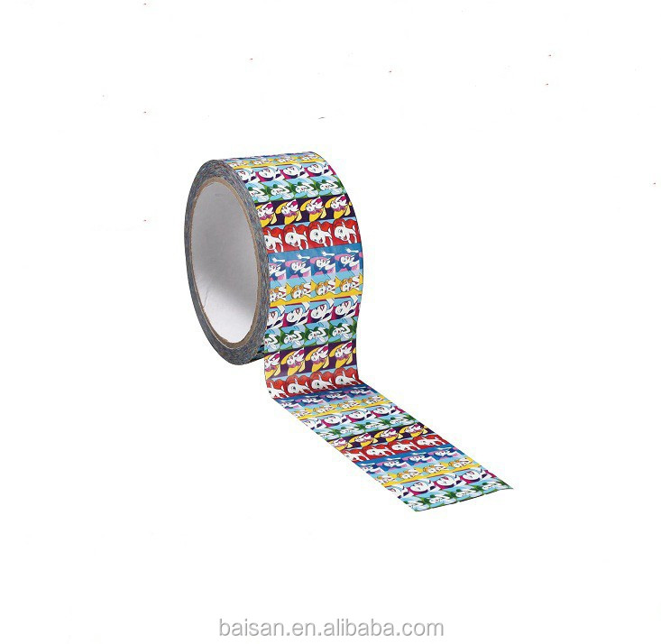 opp packing tape printed tape plastic tape