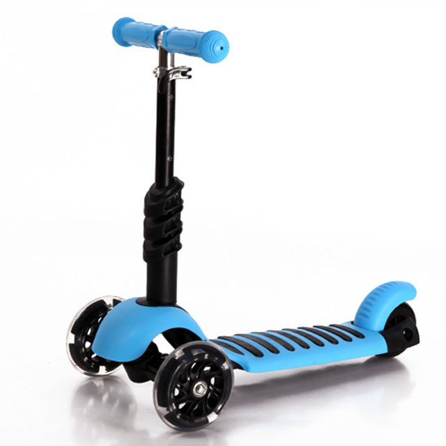 Cheap Three Wheel Mini Plastic BMX Child Scooter For Sale