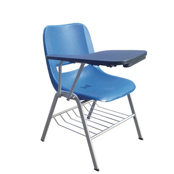 Tablet Arm Chair >> Cheap School Plastic Tablet Arm Chair With Book Rack Buy Training