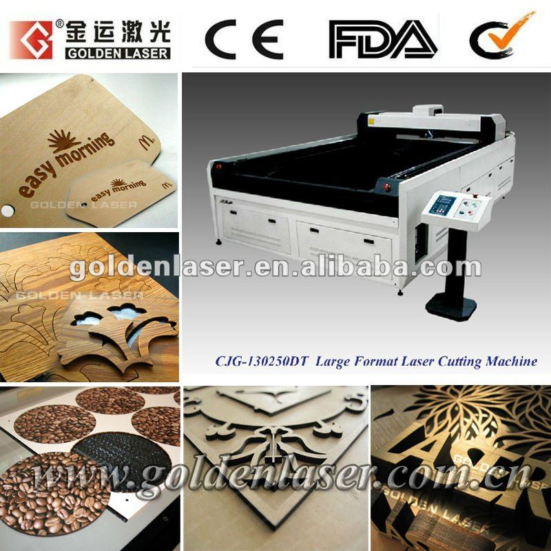 CJG-130250 Laser Wood Cutting Machine Price, View laser wood cutting  machine, Golden Laser Product Details from Wuhan Golden Laser Co , Ltd  on