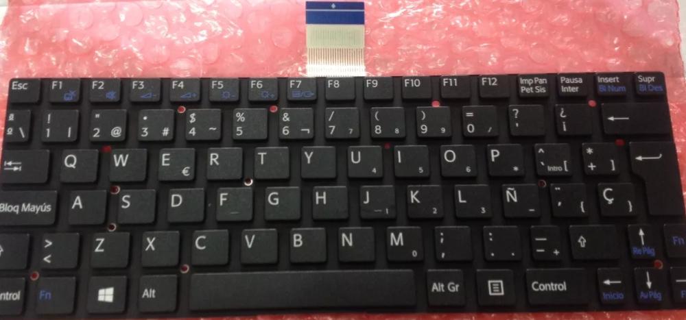 Genuine New Sony Vaio SVE11 E11 SVT11 T11 White Keyboard Cover Skin Protector