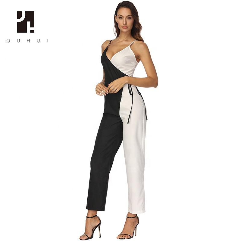 247ad4ef77ec Custom made elegante adulto delle donne pantaloni larghi del piedino  femminile da sera lungo tuta