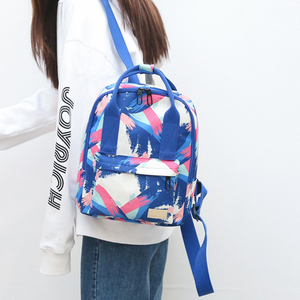 Wholesale Leisure Custom fashion lady used leisure small travelling backpack
