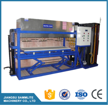 block crusher machine