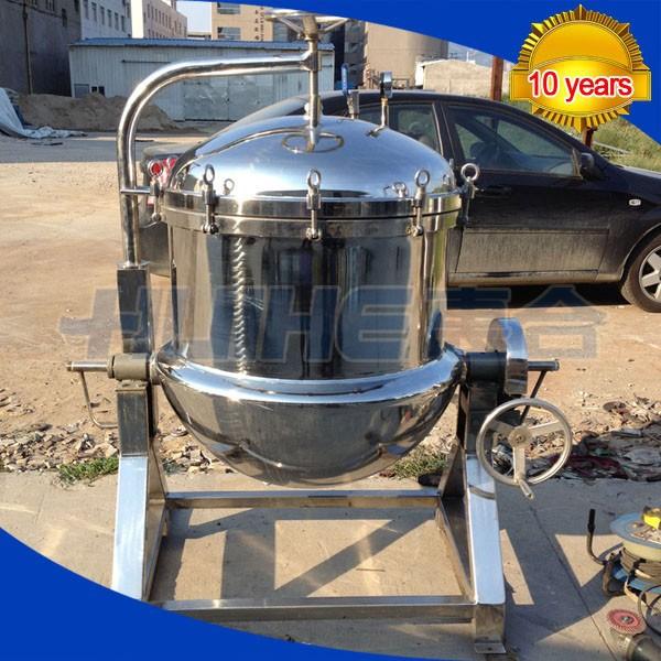 Pressure Cooker Industrial 1000 Lt For Sale
