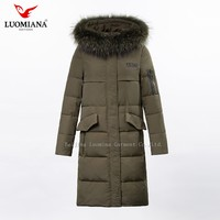 Custom womens winter down coat jackets quilted waterproof jackets for womens and ladies