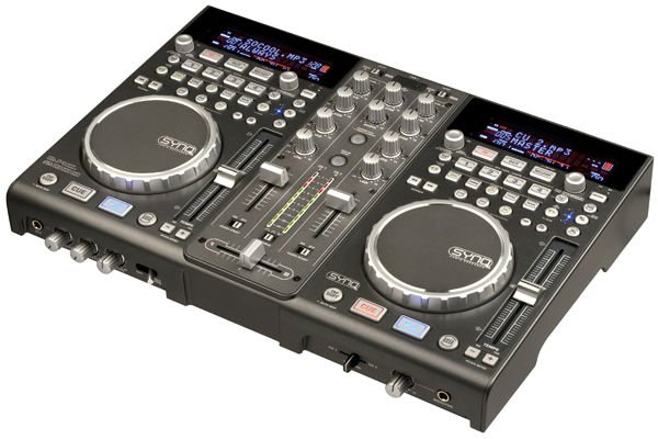 Professional Mixing DJ Console &CD player DMC2000