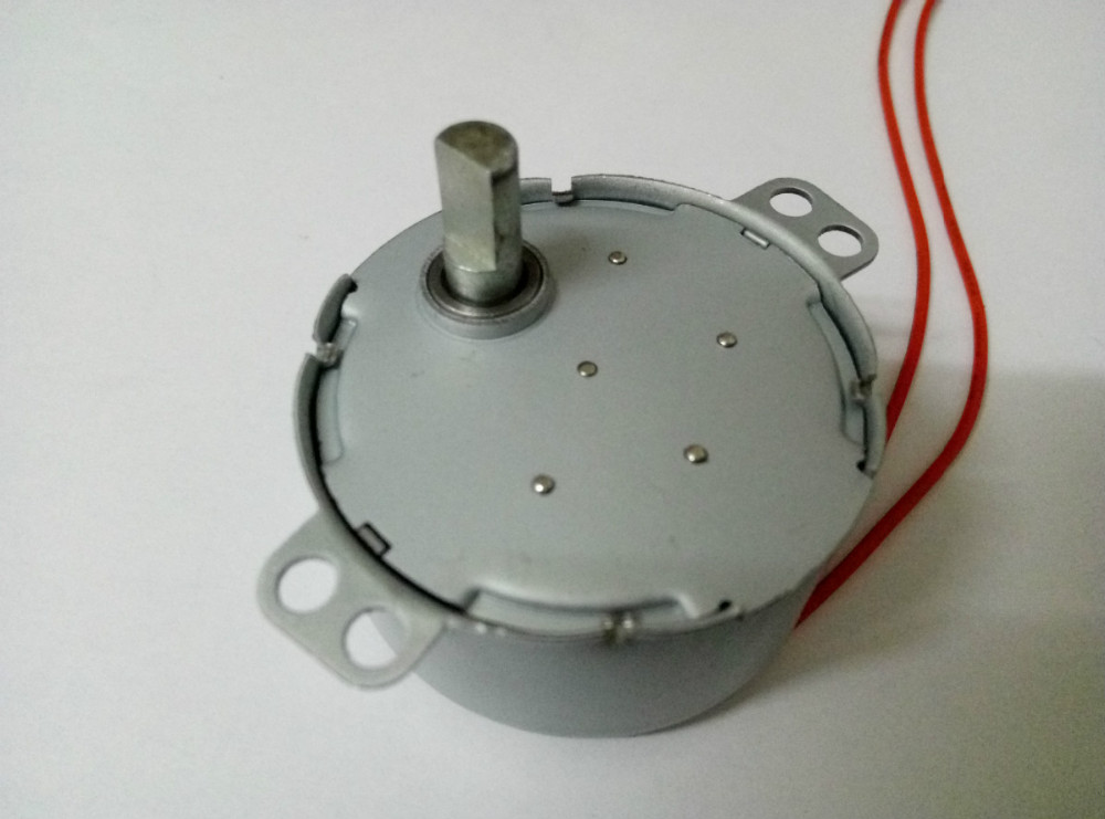 Th 50 For Electric Cake Oven 24v Low Rpm Ac Servo Motor