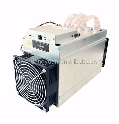 factory directly selling high speed Antminer Litcoin Miner L3+ 504M fast shipping