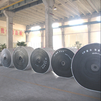 ISO standard nylon rubber conveyor belt with super quality