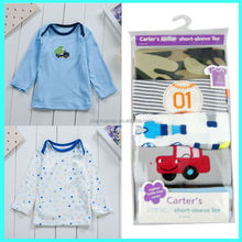 Wholesale 5 pack baby T shirt awesome graphic baby t shirts design