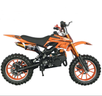 Cheap mini 2 stroke 50cc dirt bike 49cc pocket bike