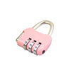 Wholesale Durable Luggage Accessory Metal Password Combination Lock