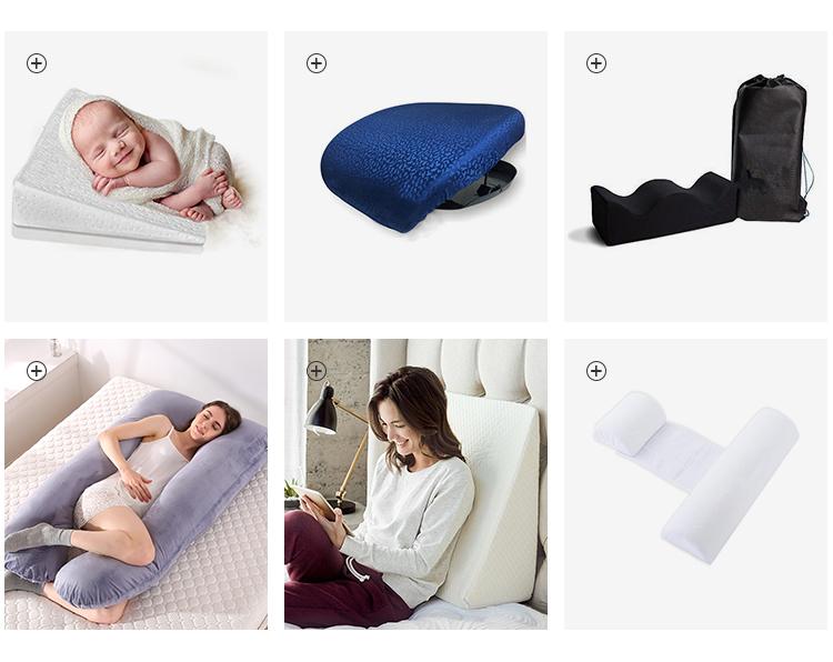 Venda quente de viagem em forma de u memória espuma personalizado moletom com capuz do pescoço travesseiro de viagem