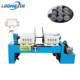 Cheap pipe/rod edge chamfering /deburring machine
