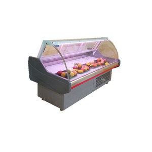 deli case for fresh meat and cooked food/deli display cases/display commercial refrigerated refrigerator