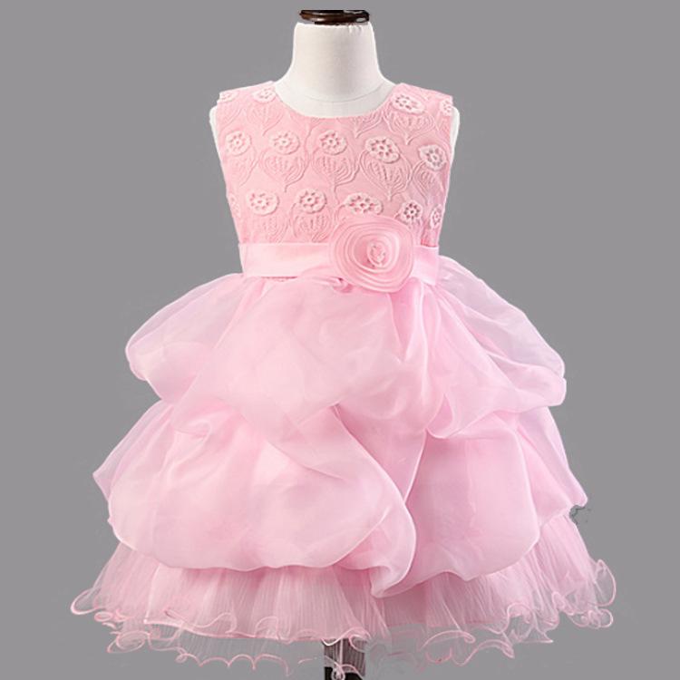 Venta al por mayor niñas vestidos frescos-Compre online los mejores ...