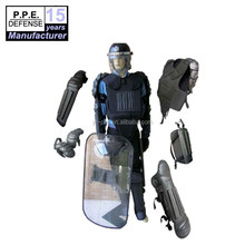 Military riot control gear protective vest light weight anti riot suit