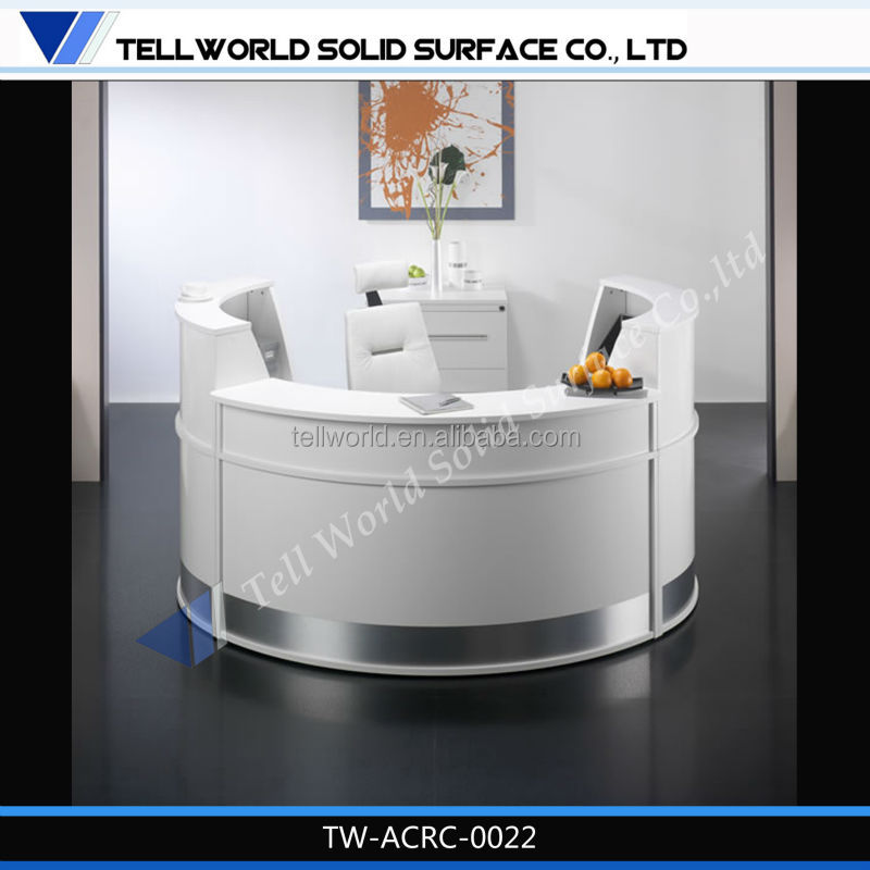Modern Home Nail Salon Small Reception Desk Counter - Buy Home Nail ...