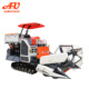 High quality rice wheat reaper mini wheat harvester machines