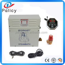 steam turbine generator, Residential and commercial steam room machine