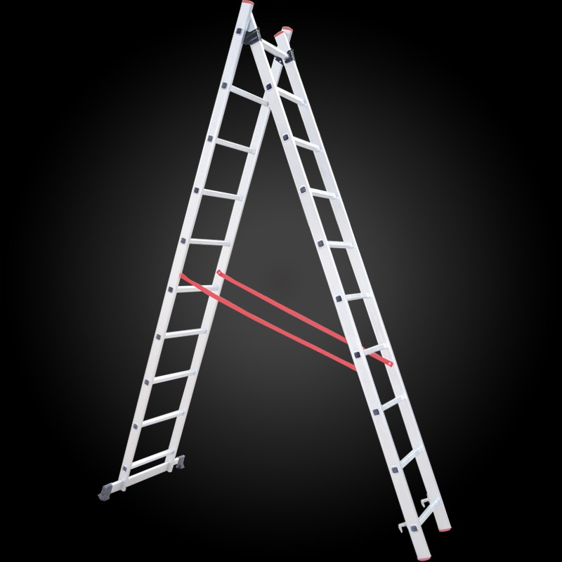Telescopic Ladder Parts : Insulated firefighting portable m aluminum telescopic