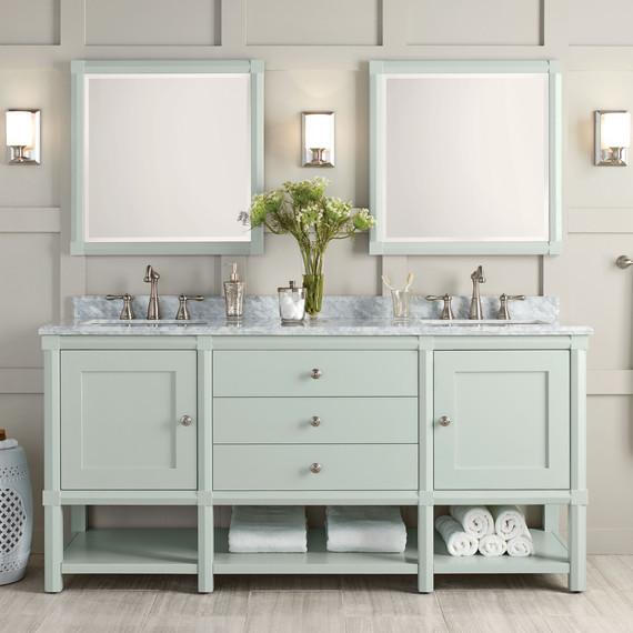 Factory Direct Sale Bathroom Vanity Modern Vanity Bathroom