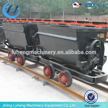 fixed mining car Mining railway freight wagon for sale/whatsapp:+8613678678206