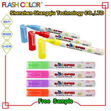 Colorful whiteboard marker pen set