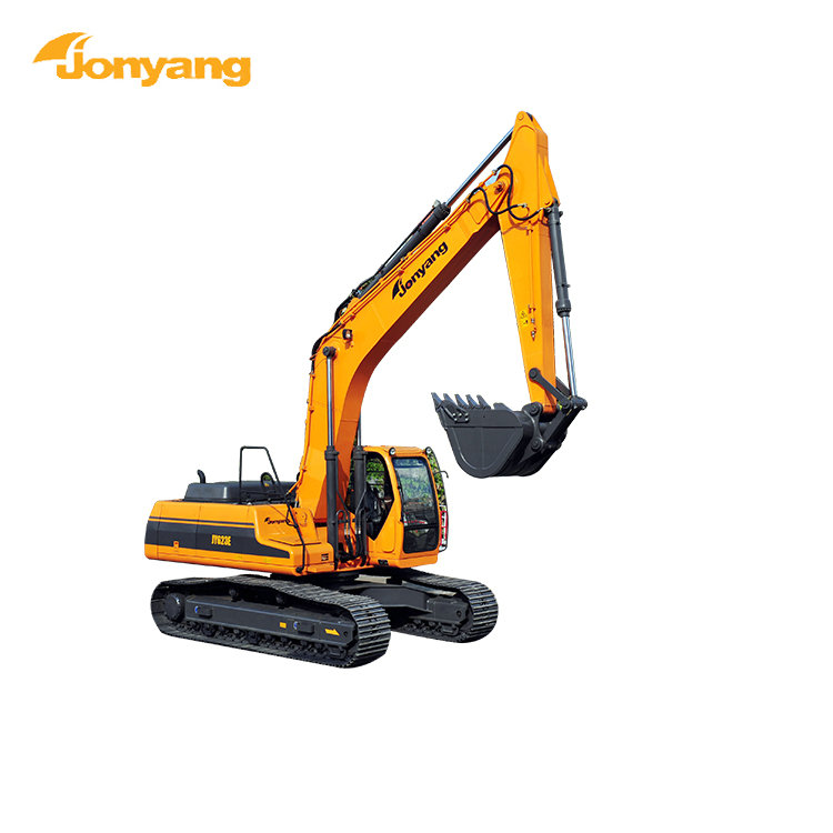 China sale competitive price of hydraulic excavator