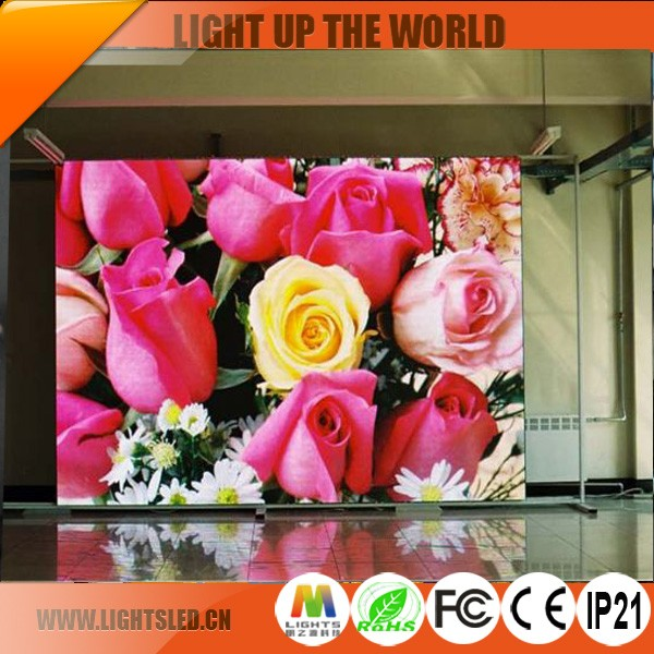 Cost-effective indoor P2.5 P3 P4 P5 P6 die-casting aluminum rental led electronic display panel/video wall/ digital board