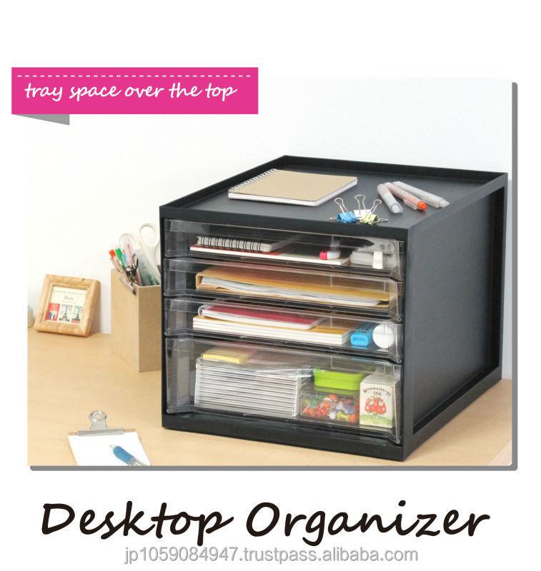 Organizar gavetas de pl stico para desktop documento made - Organizador cajon oficina ...