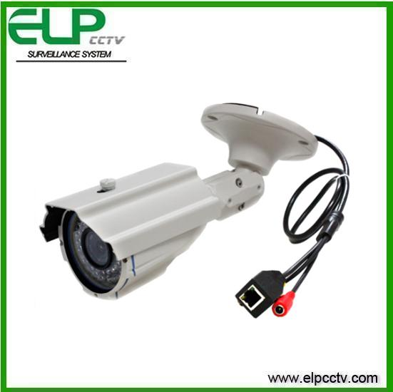 Sharp CCD 420TVL oem IR outdoor waterproof cctv IP security video camera