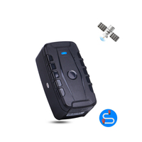 IP67 Waterproof 20000mAh 3G Truck Tracker LK209C gps With CE ROHS FCC Certificate WCDMA LK209 3G GPS with 240 Days' Long Standby