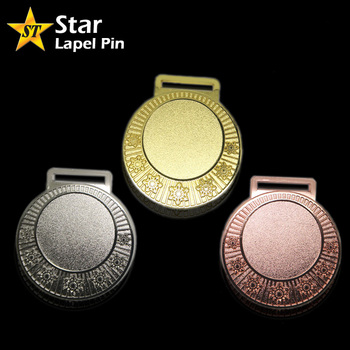 Custom Design Open Mold Zinc Alloy Blank Metal Medallion For Award Trophy -  Buy Custom Engraved Metal Medallions,3d Custom Logo Sport Medal Sport