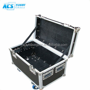 Large Utility Case /ATA Road Trunks/Flight Ready Case Audio Cable DJ Stage Transport Utility Road Case