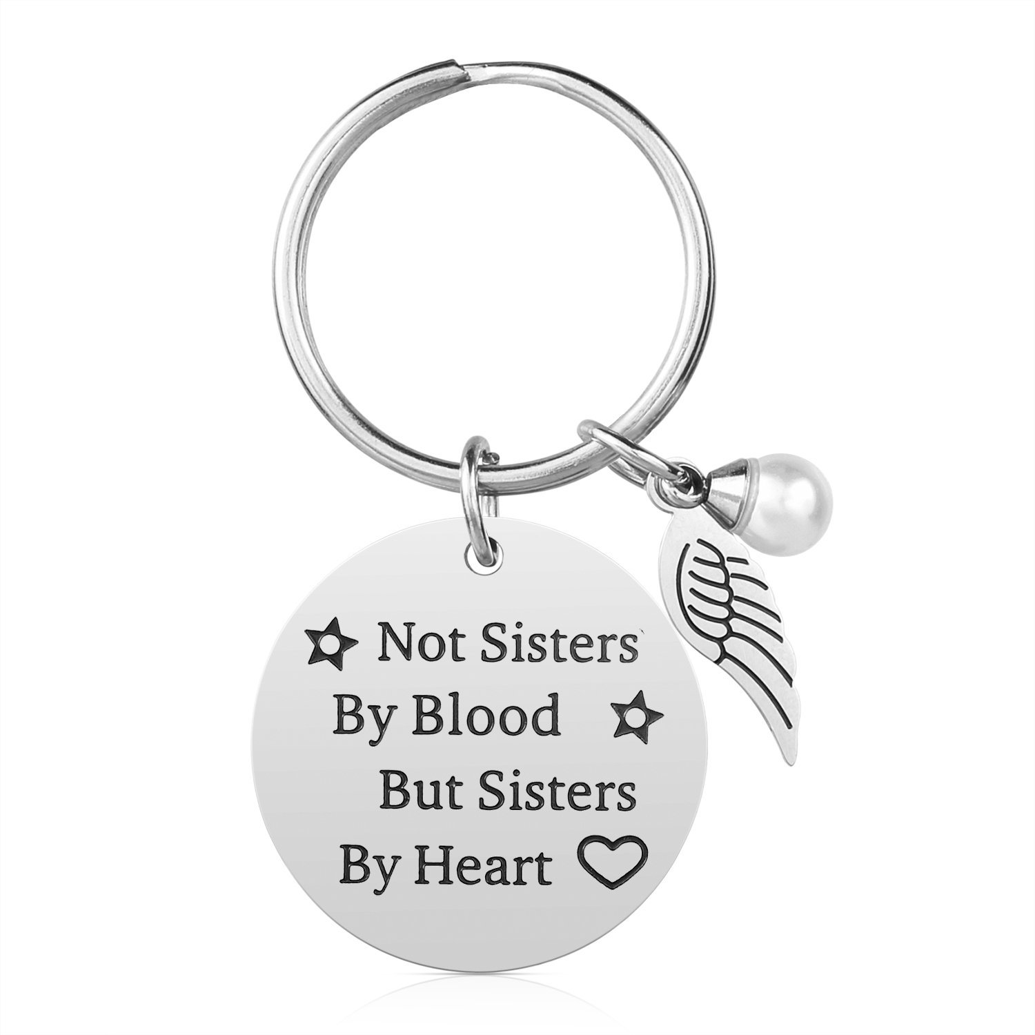 Best Friend Gifts Keychain - Perfect Friendship Gift Ideas for Women Teens  Girls Sisters Birthday Gifts d1c19e2e59