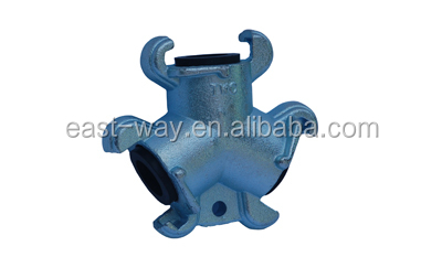 US type air hose coupling end Chicago Coupling