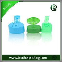 China Factory Professional Factory Supply round tin can plastic cap from direct manufacturer