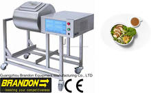 Brandon excellent quality meat/vegetable marinator with 4 casters for mobility