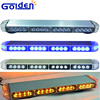 Cheap Low profile Led strobe warning flashing light bars for sale