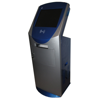 Touchscreen Kiosks with IC Card Reader