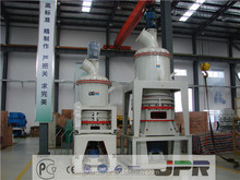 JPR Waste Tyre Pyrolysis Carbon Black Grinding Mill Plant