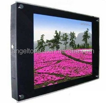 65 70 72 inch big screen outdoor tv large lcd monitor of advertising wall touch screen android. Black Bedroom Furniture Sets. Home Design Ideas