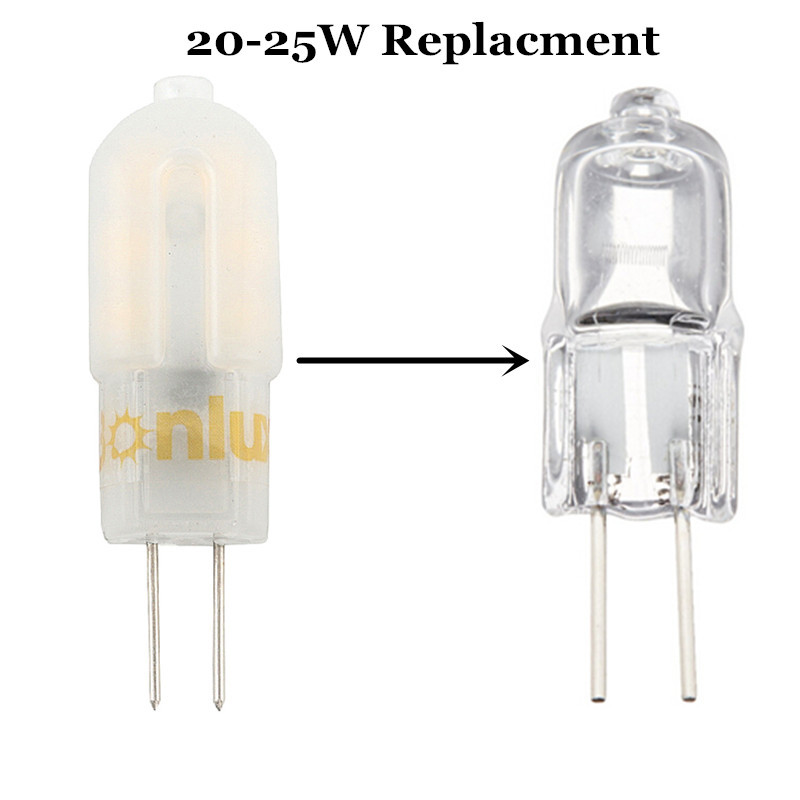 Led G4 Capsule Bi Pin Light Bulb 3w With 20 25w Halogen G4
