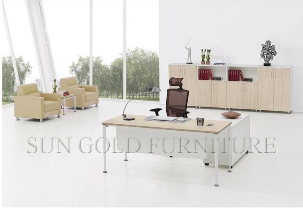 Nouveau mobilier de bureau moderne chic conçu mobilier de bureau